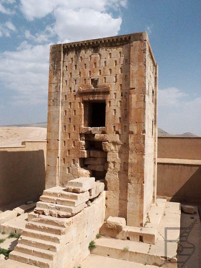 Pozostałość świątyni