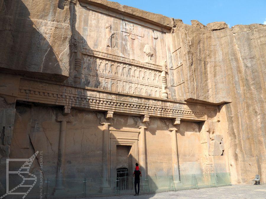 Grobowce w Persepolis