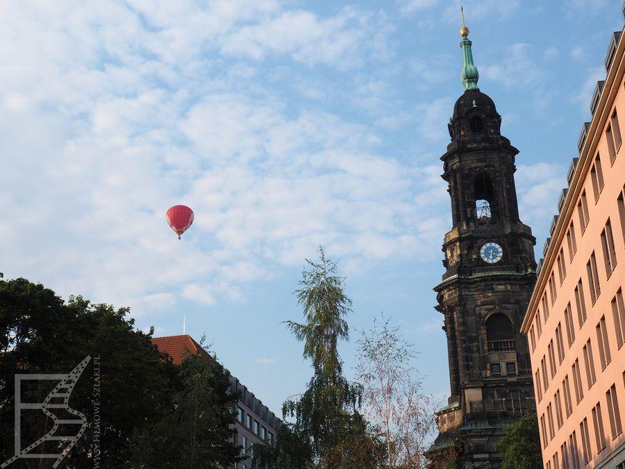 Wieża kościoła św. Krzyża (Drezno)