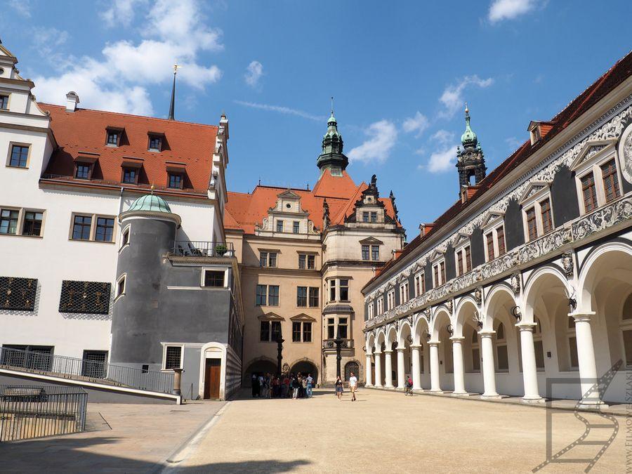 Zamek rezydencjalny (Residenzschloss)