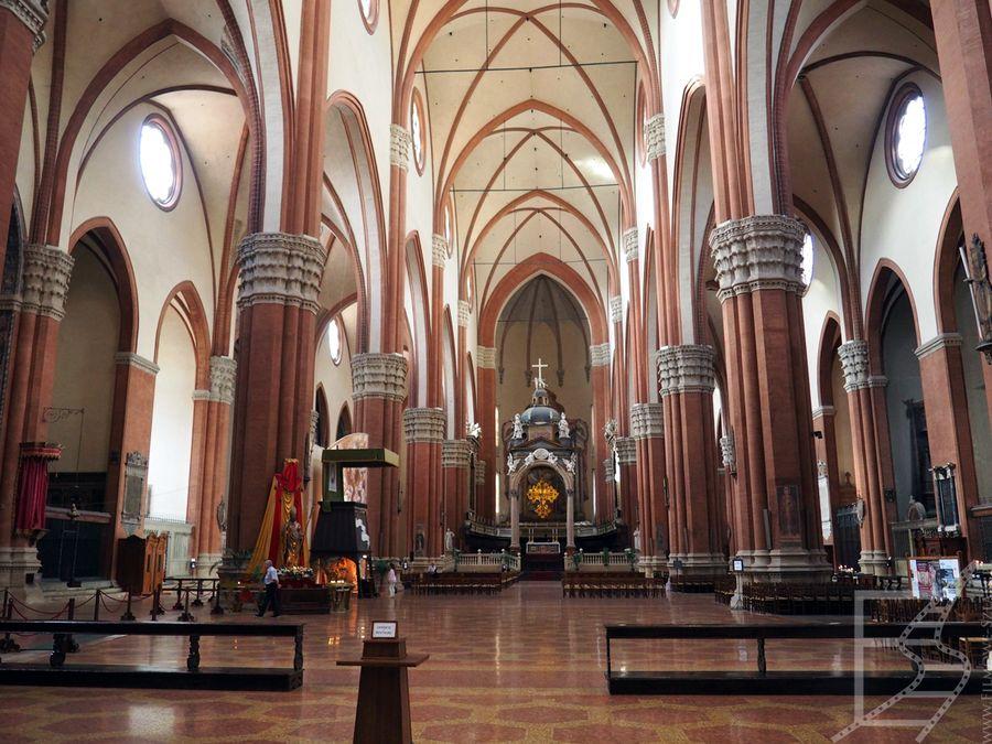Bazylika św. Petroniusza w Bolonii
