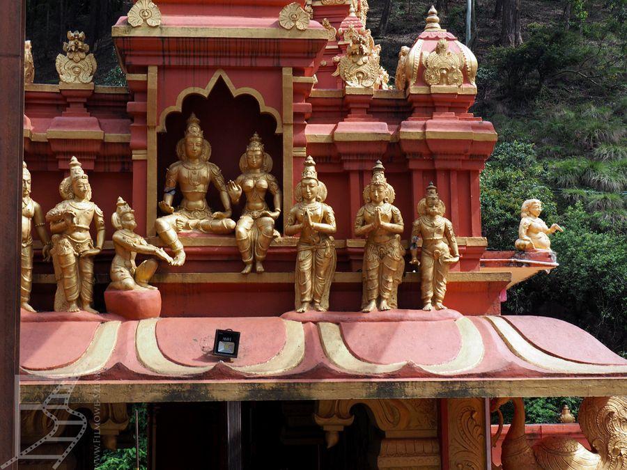 Świątynia hinduistyczna Seetha Amman (Nuwara Elija)