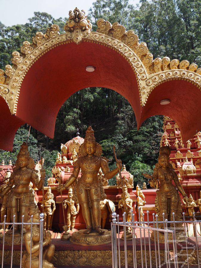 Tamilowie najczęściej są hinduistami