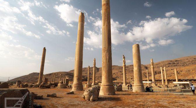 Persepolis, stolica antycznej Persji