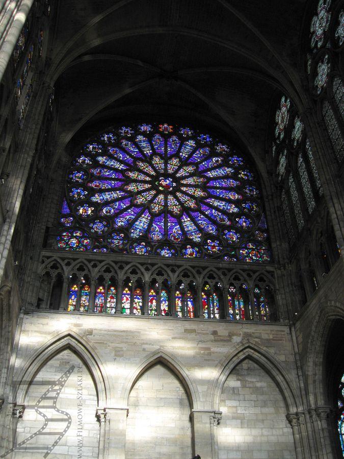 Gotyk narodził się w bazylice w Saint-Denis za sprawą opata Sugera