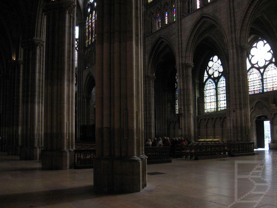 Wnętrza bazyliki