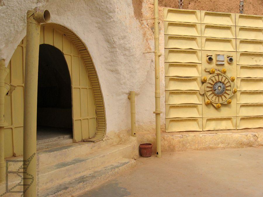 Matmata, hotel Sidi Driss