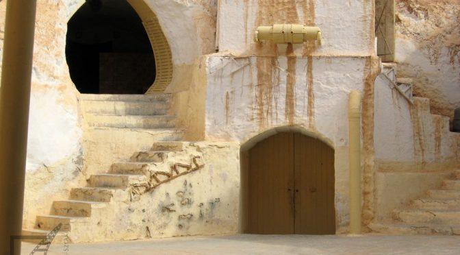 """Matmata, domostwo Larsów i """"Gwiezdne Wojny"""" w Tunezji"""