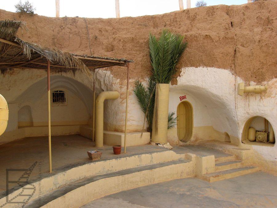 Hotel Sidi Driss w Matmacie wciąż formalnie przyjmuje ludzi