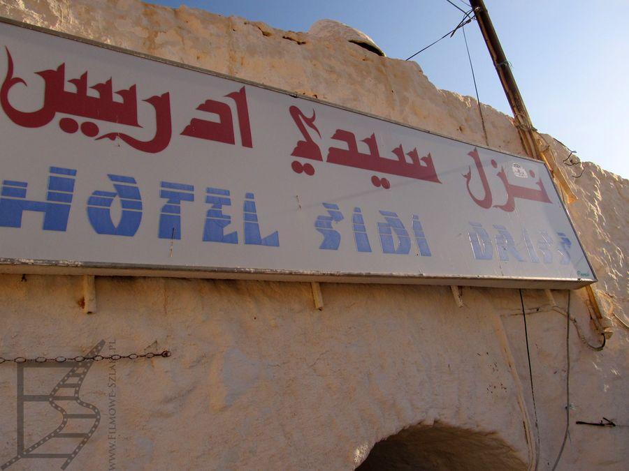Hotel Sidi Driss w Matmacie