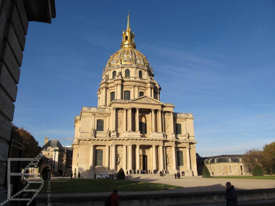 Pałac Inwalidów, Grobowiec Napoleona Bonaparte (Paryż, Francja)