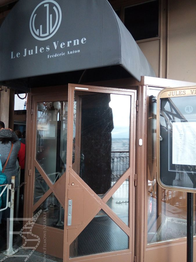 Restauracja Le Jules Verne