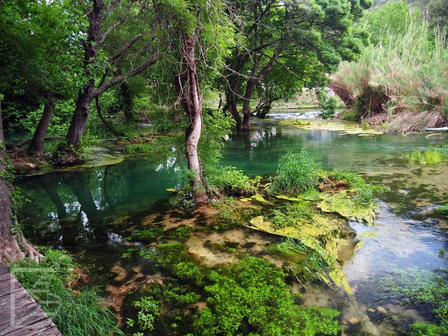 Park Narodowy Krka (Chorwacja)