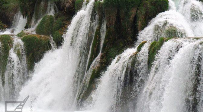 Park Narodowy Krka, przepiękne rozlewisko