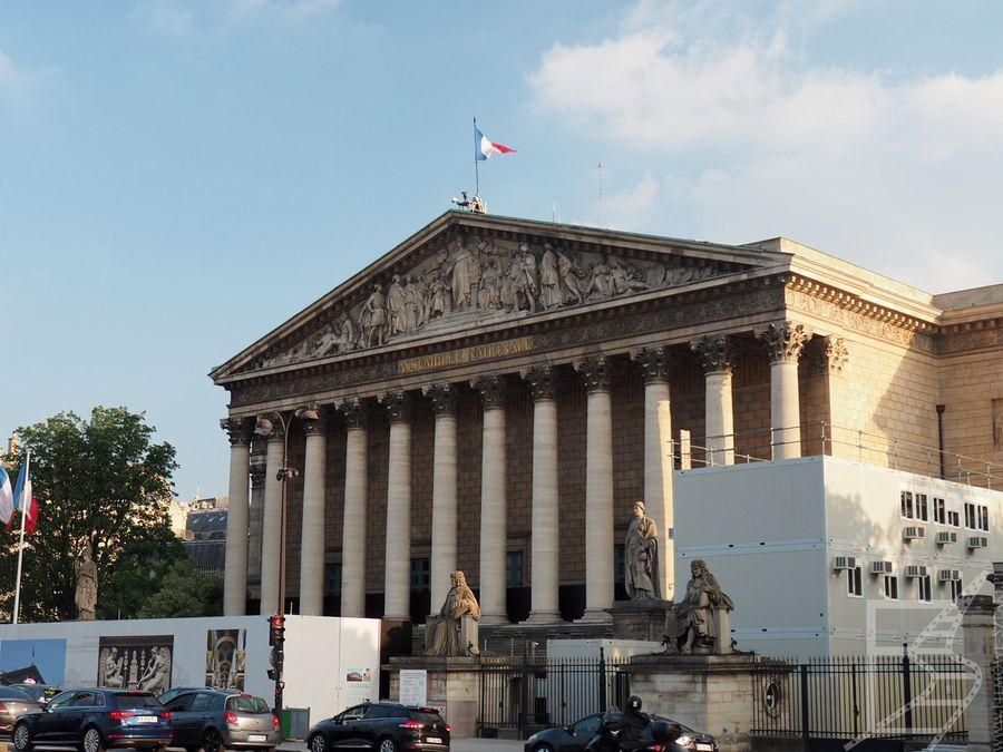 Zgromadzenie Narodowe (Paryż, Francja)