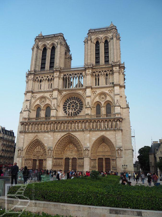 Notre-Dame przed pożarem (Paryż)