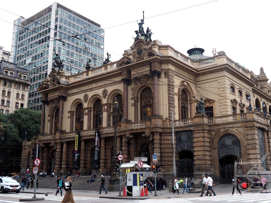 Budynek teatru miejskiego