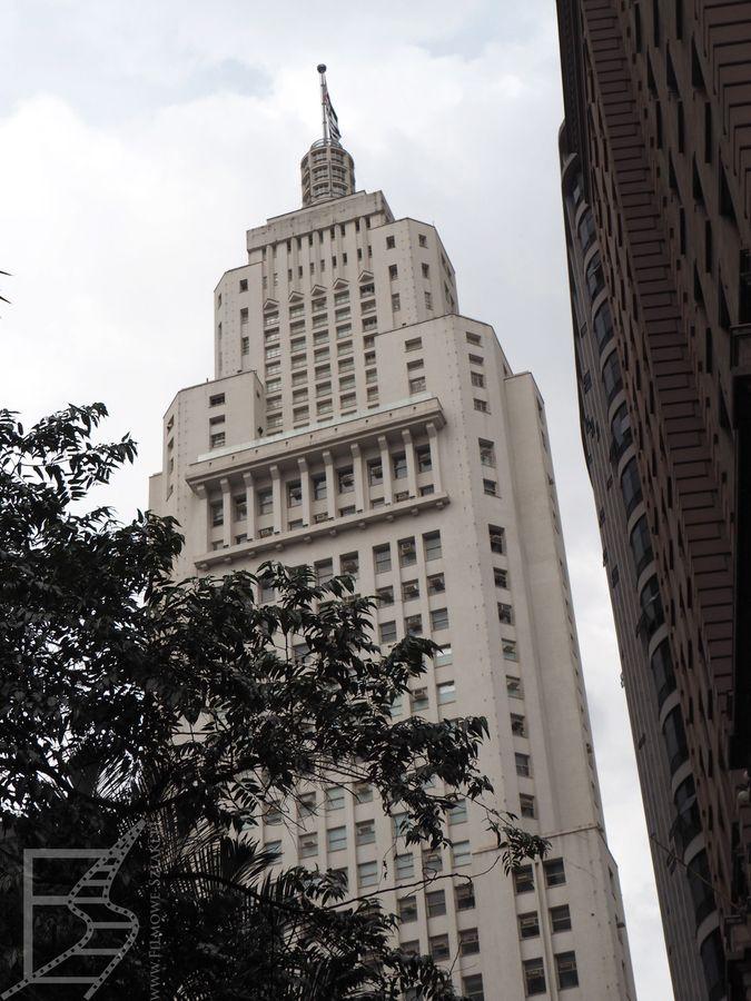 Edifício Altino Arantes, inny z symboli miasta