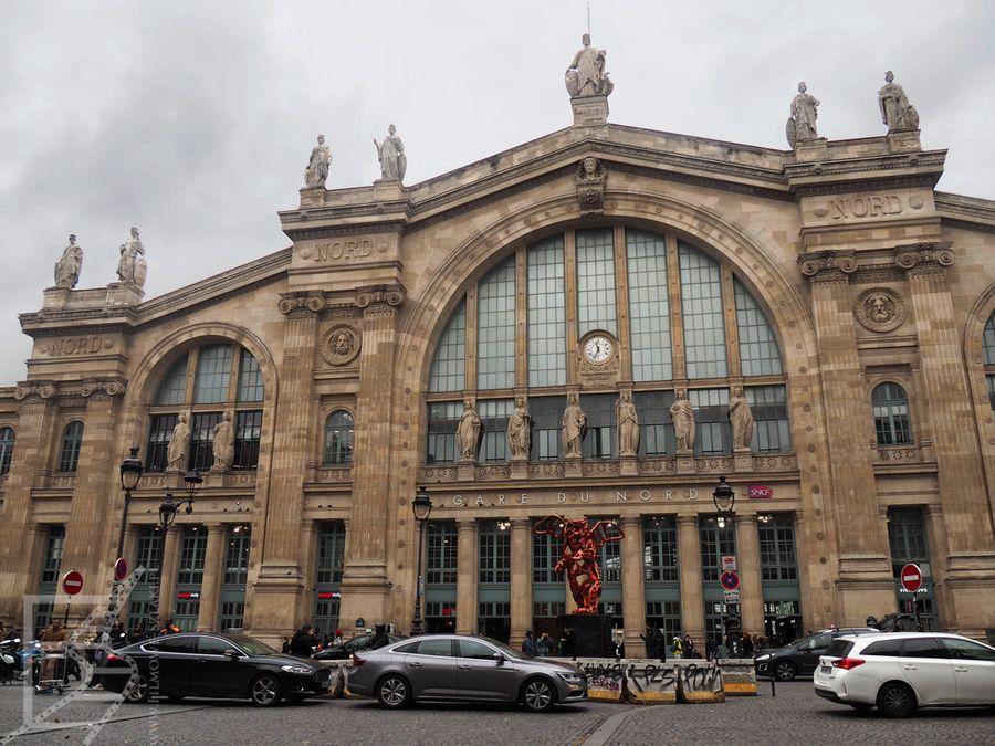 Dworzec Gare du Nord