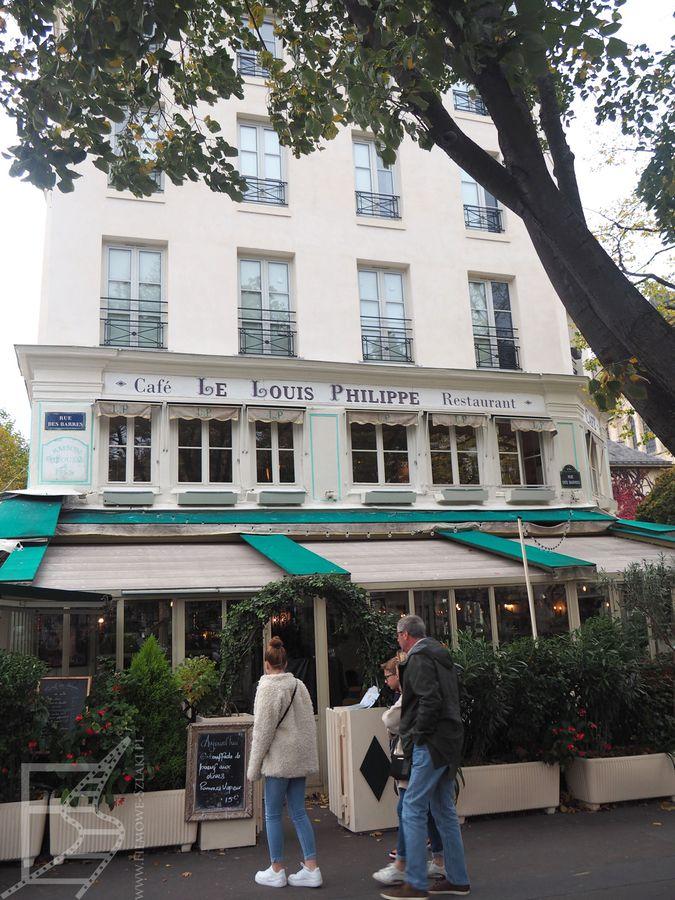 """""""Le Louis Philippe"""", czyli Paryż i """"Plotkara"""""""