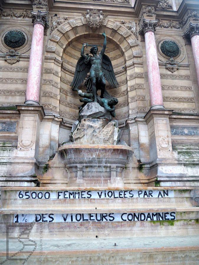 Fontanna św. Michała (Paryż)