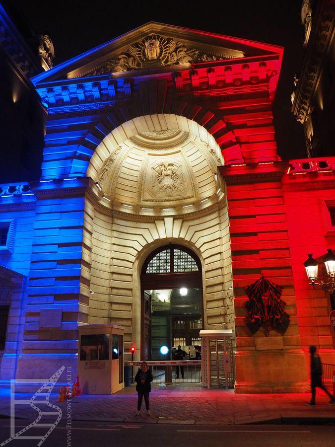 Prefektura Policji na wyspie Cite (Paryż)