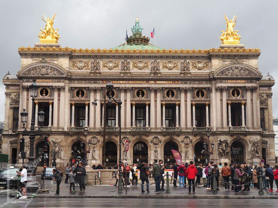 Opera Garnier (Paryż)