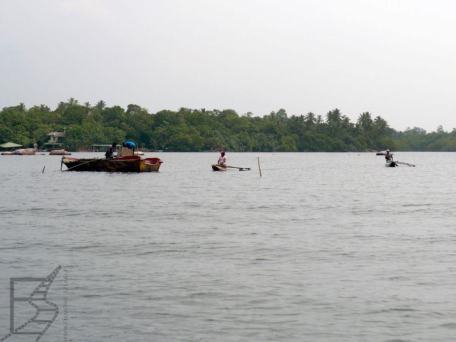 Lokalne życie na Madu Ganga