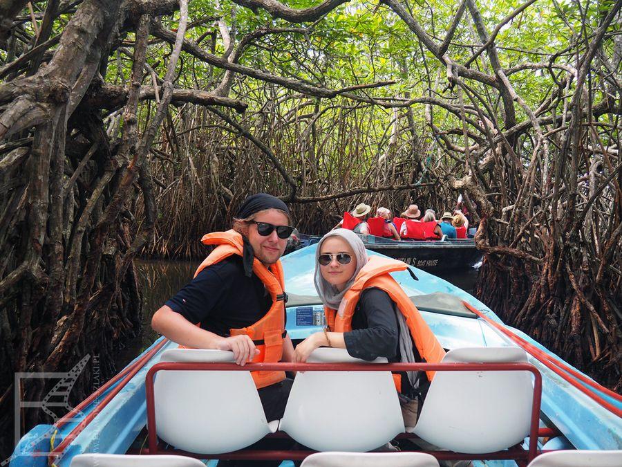 Rzeczne safari na Madu Ganga