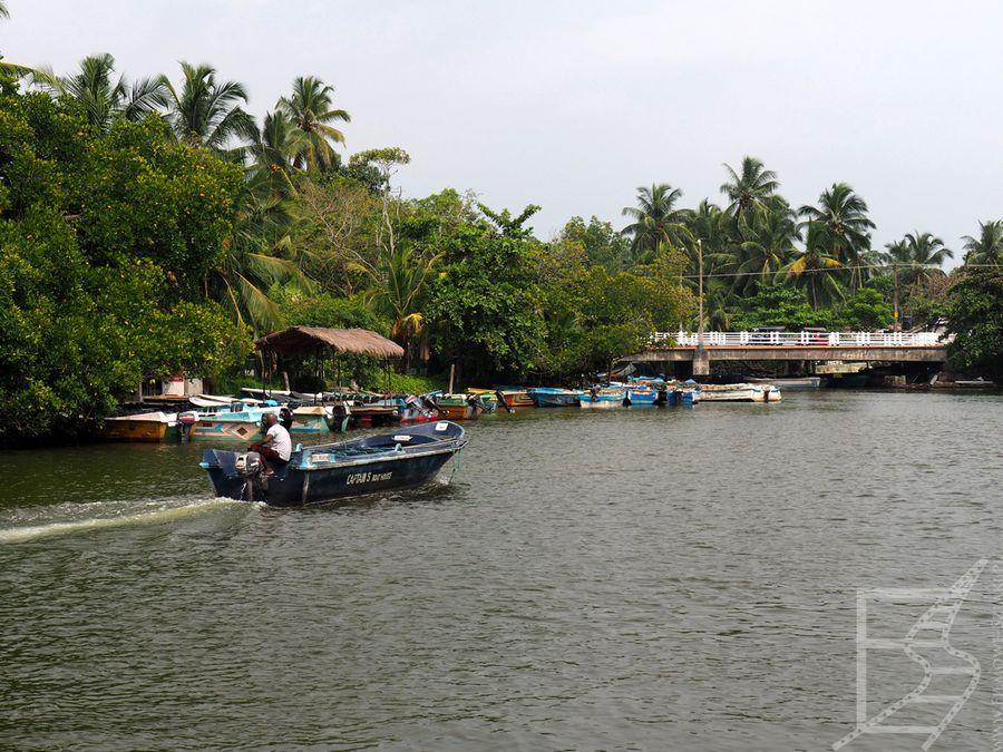 Balapiitiya to centrum wycieczkowe po Madu Ganga
