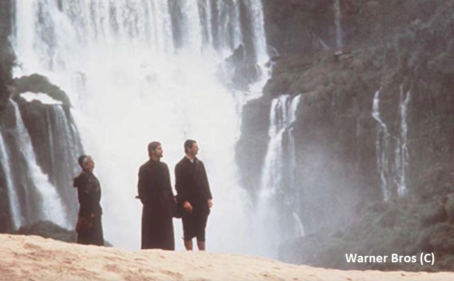"""""""Misja"""" i wodospad Iguazu"""