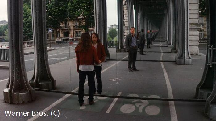 """""""Incepcja"""" i słynny most w Paryżu"""