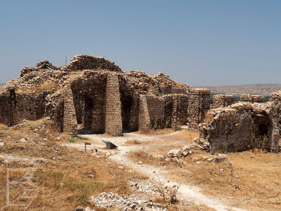 Pozostałości świątyni