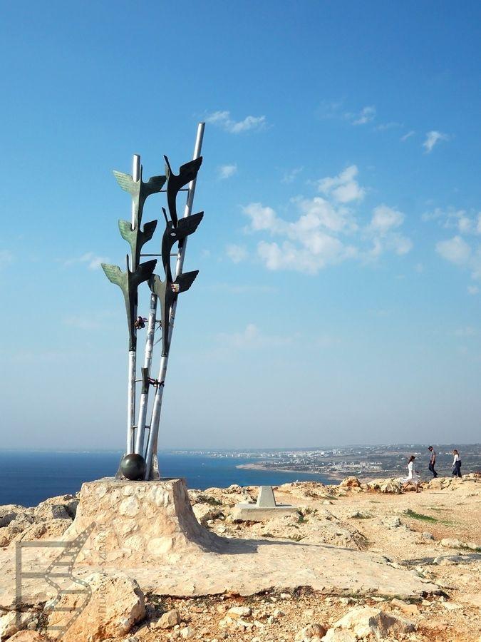 Pomnik Pokoju (Cypr, Kawo Greko)