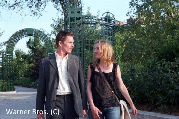 """""""Przed zachodem słońca"""" to inny filmowy przewodnik po Paryżu"""