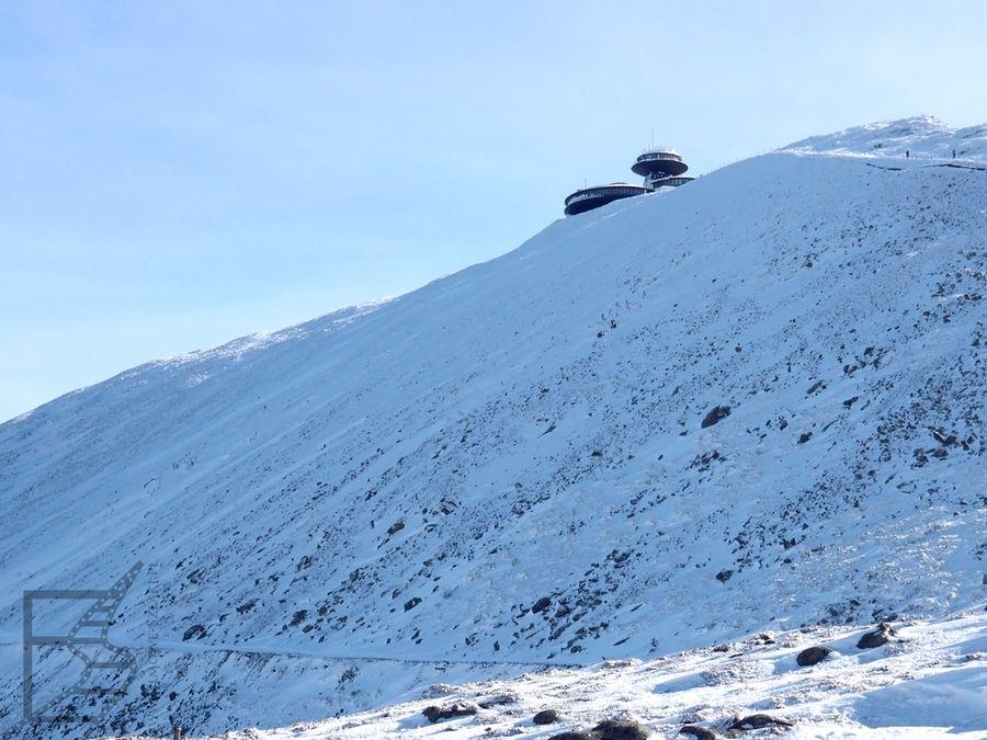 Śnieżka od strony Kopy