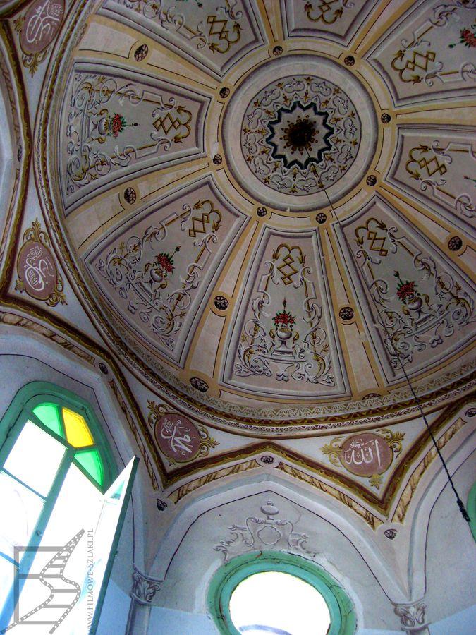 Sklepienia w meczecie