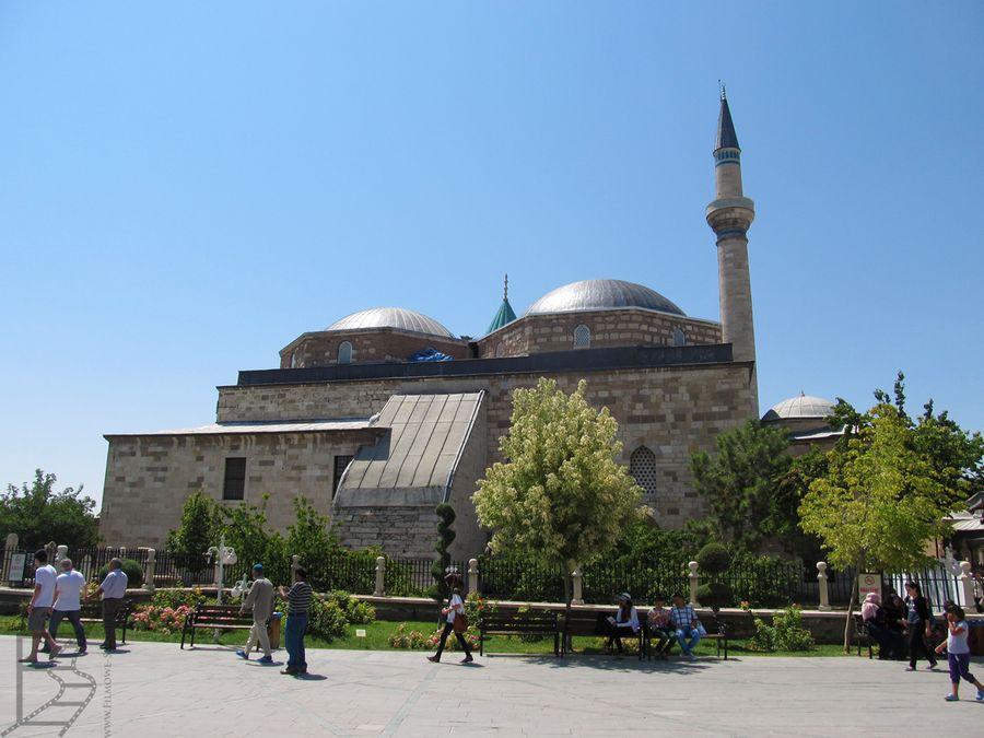 Meczet w Konyi