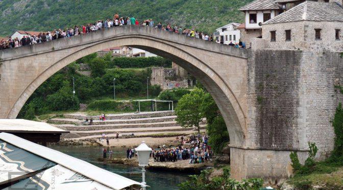 Mostar, Stary Most i klasztor w Blagaj