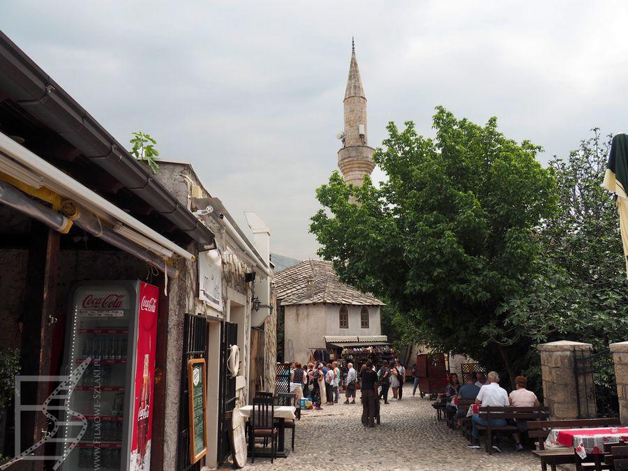 Starówka Mostaru