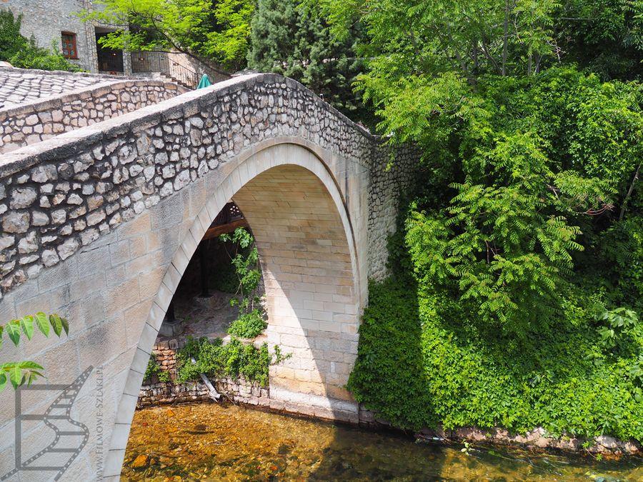 Inne mosty w Mostarze także nawiązują do najbardziej znanego