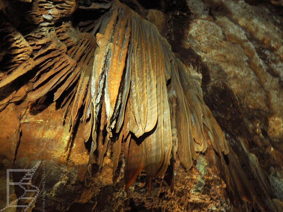 Formacje jaskiniowe