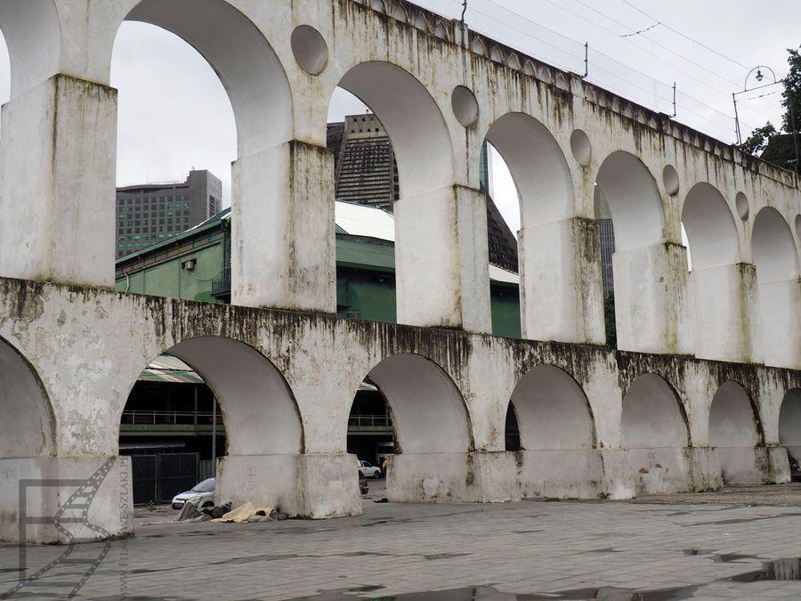 Arcos, czyli akwedukt po którym jeździ tramwaj