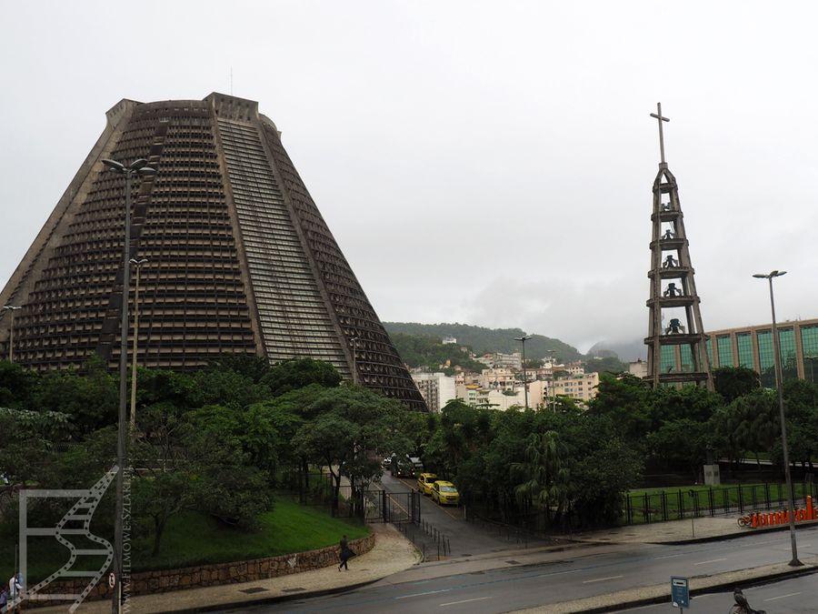 Katedra wraz z dzwonnicą