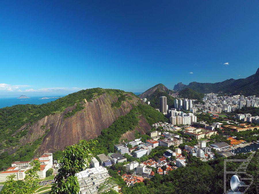 Rio de Janeiro, czyli Miasto Boga