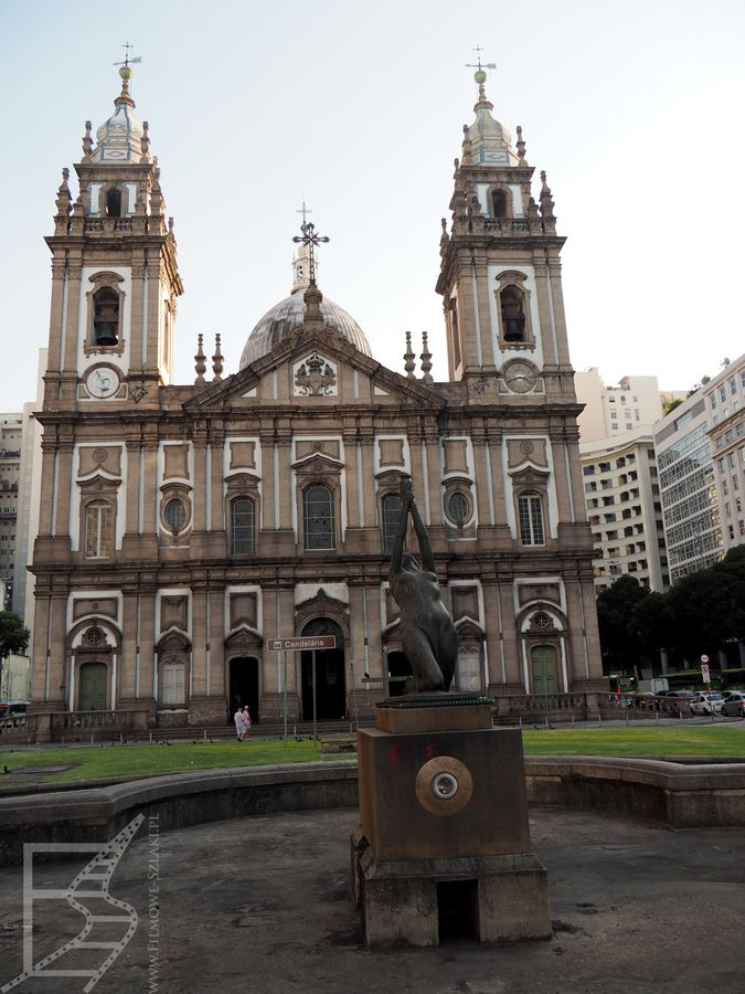 Kościół Naszej Pani z Candelaria (Rio De Janeiro)