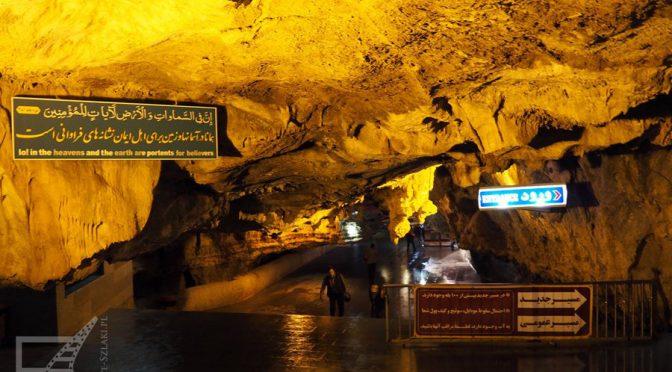 Jaskinia Ali Sadr, najdłuższa wodna jaskinia