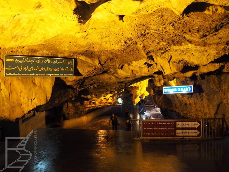 Jaskinia Ali-Sadr