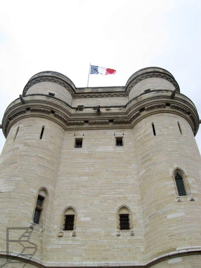 Donżon zamku Vincennes