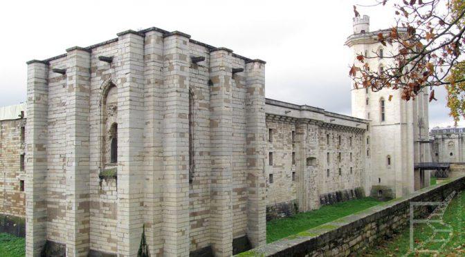 Mury zamku Vincennes
